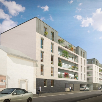 résidence investissement achat reims appartement